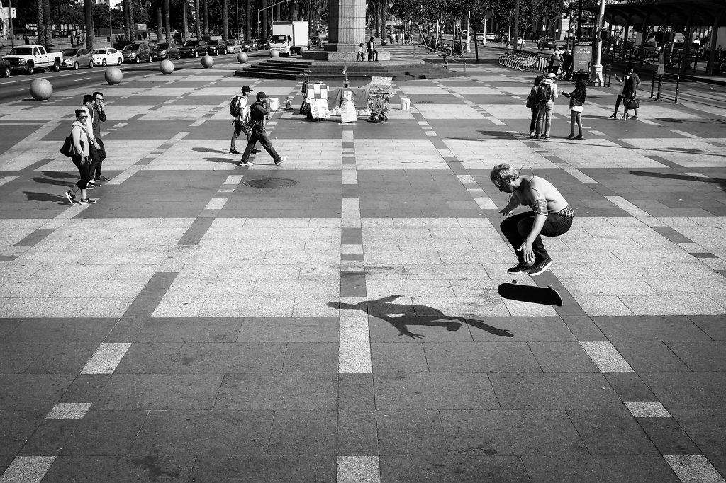 Rocket Skates